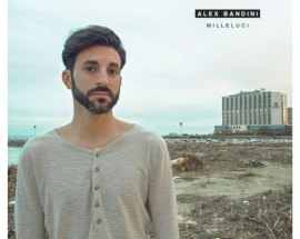 Alex Bandini Milleluci copertina disco