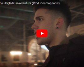 Luca Marzano - Figli di Un'avventura - copertina Video