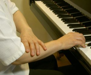 Sindrome del pianista avambraccio