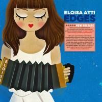 Eloisa Atti EDGES copertina disco
