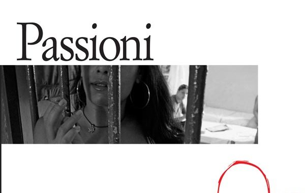 Livio Ferrari, Passioni - copertina disco