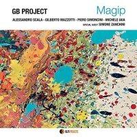 Gb Project MAGIP copertina disco