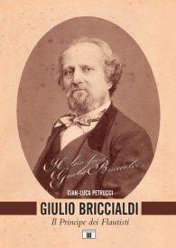 Giulio Briccialdi il principe dei flautisti, copertina libro