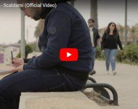 Mario D'Alio SCALDAMI - copertina Video