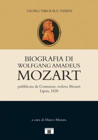 Biografia di Wolfgang Amadeus Mozart - Nissen
