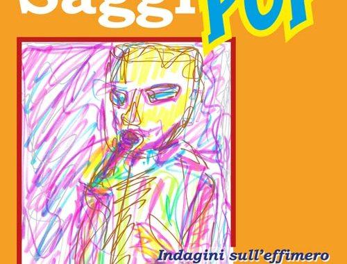 Saggi Pop di Claudio Sottocornola copertina libro