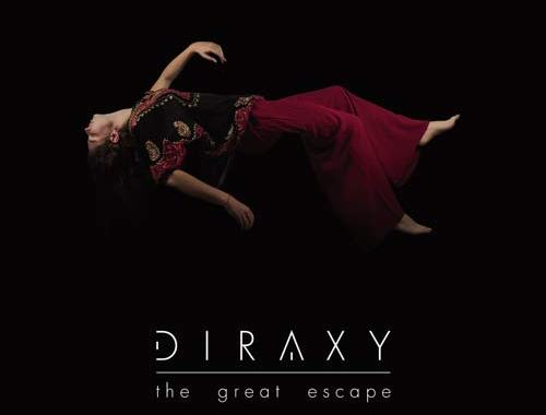 Diraxy - The Great Escape - disco