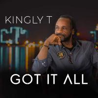 Kingly T - Got It All copertina disco