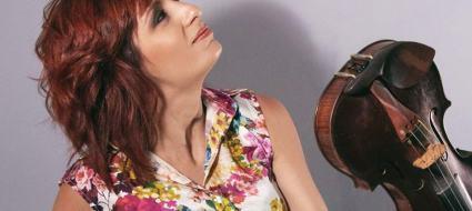 Maria Fausta Rizzo violinista
