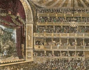 Theater an der Wien interno