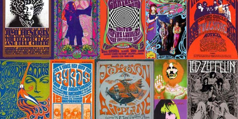 Acid Rock e Psichedelia