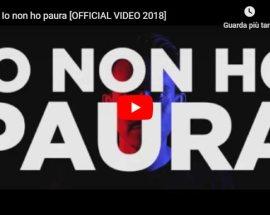 Zuin - Io non ho paura - copertina Video