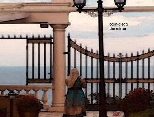Colin-Clegg, The Mirror - il nuovo disco