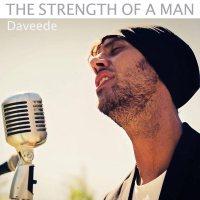 Daveede - The Strength of a Man - copertina disco