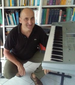 Pegomir, cantautore christian music