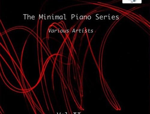 The Minimal Piano Series, vol. 2 - copertina disco