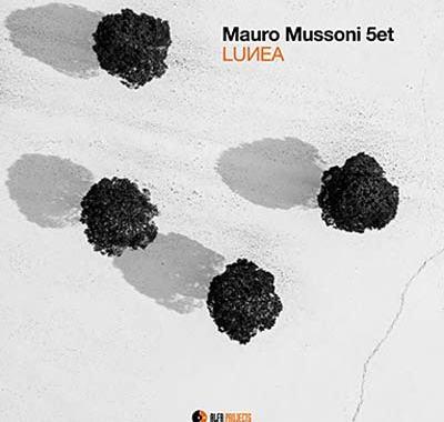 Mauro Mussoni, Lunea - copertina disco