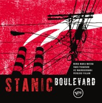 Stanic Boulevard copertina disco omonimo