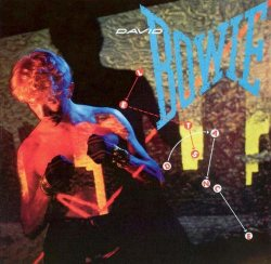 Let's dance di David Bowie - copertina