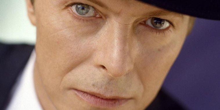 David Bowie volto