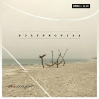 Emanuele Filippi - Polyphonies - copertina disco