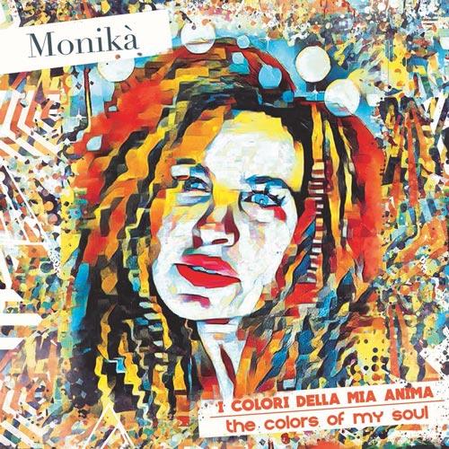 Risultati immagini per Monikà - I colori della mia anima/The colors of my soul