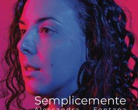 Alessandra Fontana, Semplicemente - copertina disco