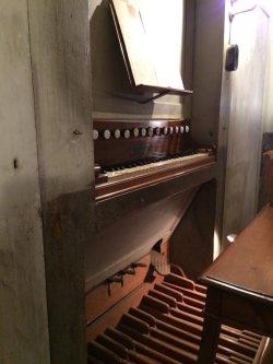 L'organo di Ceregnano
