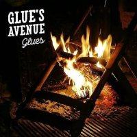 Glue's Avenue - Glues - copertina disco