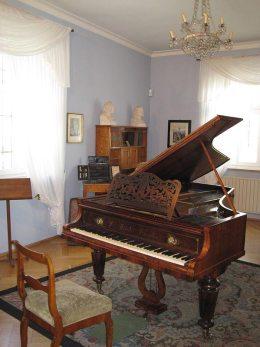 Il pianoforte dei Schumann