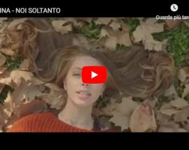 Martina: Noi soltanto - copertina Video