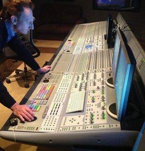 Michele Forzani al mixer