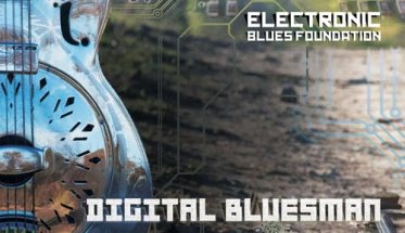 Electronic Blues Foundation: Digital Bluesman - copertina Disco