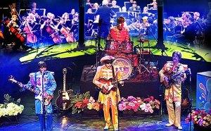 Beatles in mondovisione
