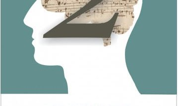 copertina del libro MUSICA E CERVELLO 2 Emozioni genetica e terapia