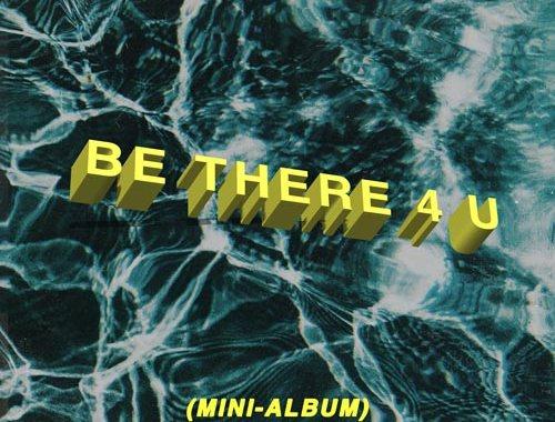 copertina del disco di Jarradcleofè dal titolo Be There 4 U