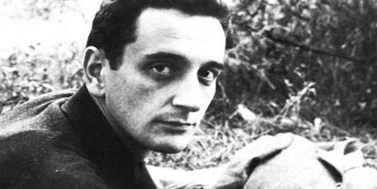 il cantautore Piero Ciampi