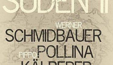 """copertina del disco di Pippo Pollina """"Süden II"""""""