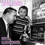 Copertina del disco dei Codeina Shemale: Super Radiophonic