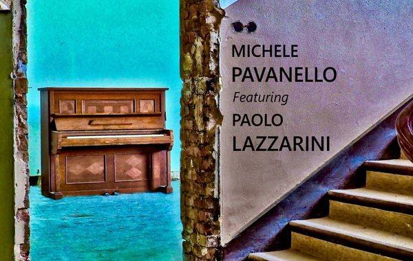 copertina del disco diMichele Pavanello e Paolo Lazzarini Piano Solo Ep