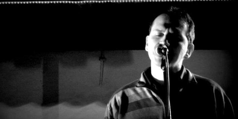 Roberto Cian al microfono