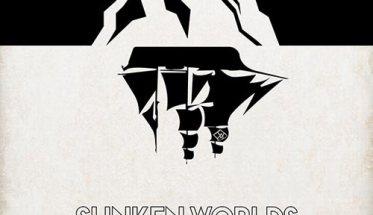 Copertina del disco di Marlon: Sunken Worlds