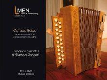 Copertina del CD di Corrado Rojac con le musiche di Greggiati