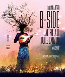 Copertina del libro di Doriana Tozzi: B-Side