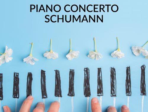 Paola Maria Liotta: Piano concerto Schumann