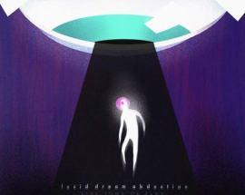 Copertina del disco dei Five Tons of Flax: Lucid Dream Abduction