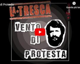 Copertina del video dei La Tresca: Vento di Protesta