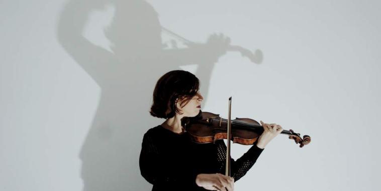 Valentina Marra violinista