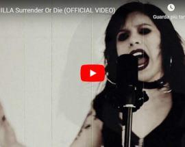 Copertina del video dei CARMILLA: Surrender Or Die