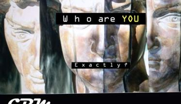 Copertina del disco dei CRM: Who are you, exactly?